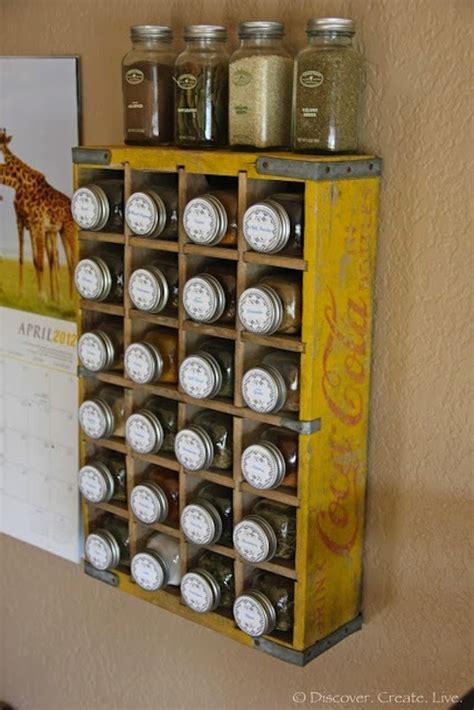 Kitchen Spice Rack Ideas by Diy Spice Rack 5 You Can Make Bob Vila