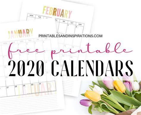 calendar printable planner   ultimate list printables  inspirations