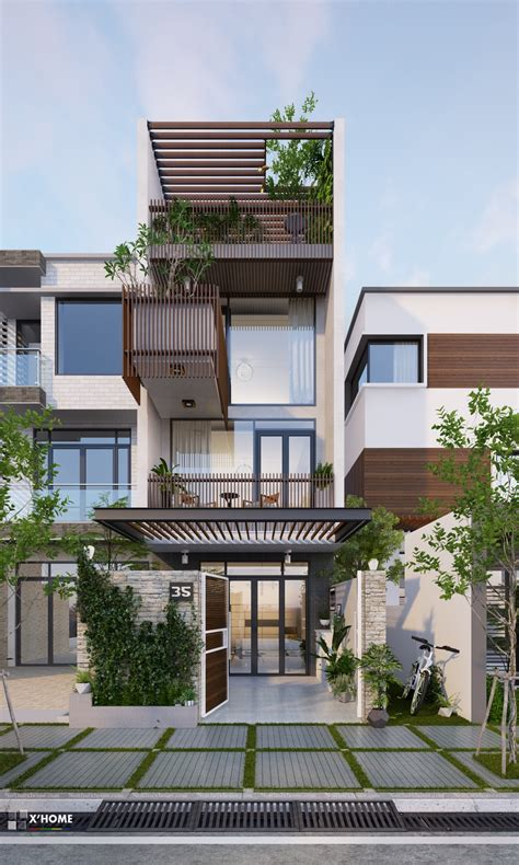 narrow homes 2018 50 narrow lot houses that transform a exterior into something special