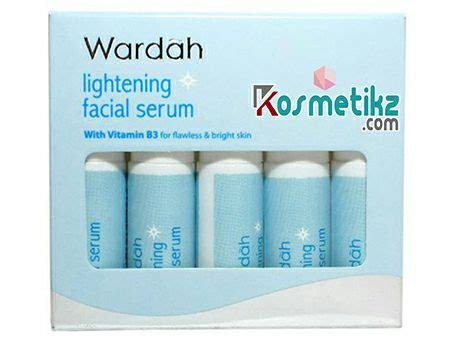 Harga Wardah White Secret 2018 harga serum wajah wardah lightening white secret 2018