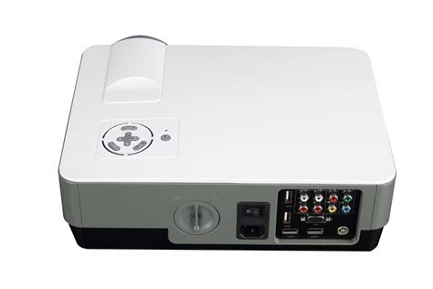 Home Theater Multimedia Visilux 4000 lumens 3d home theater multimedia usb hdmi 1080p hd led projector ebay
