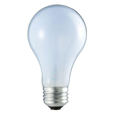 rough service light bulbs n 75 watt incandescent a19 120 130 volt rough service
