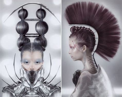 avant guard hair pictures avant garde hairstyles coiffure award winning hair