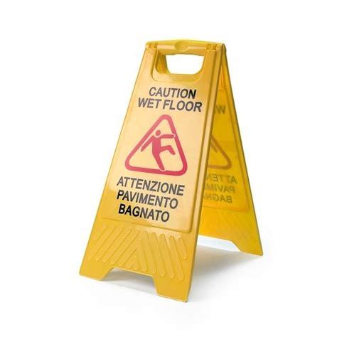 segnale pavimento bagnato segnale pavimento bagnato