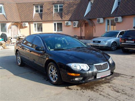 2003 Chrysler 300 M by Chrysler 300m Grill