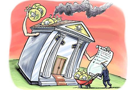 bad bank a bad bank can solve our problems wsj