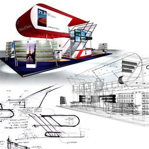 tfq architects contoh contoh desain stand pameran
