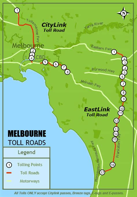 citylink nsw discovery cervans australia toll roads