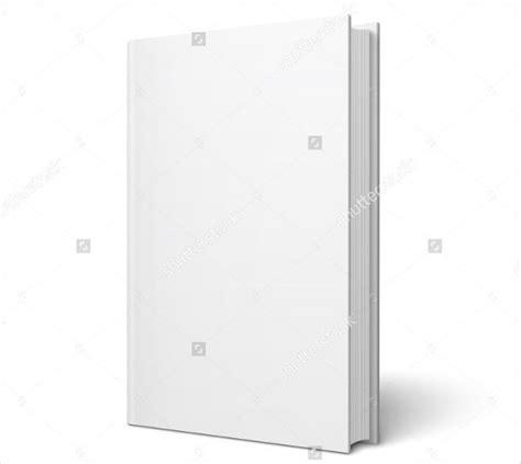 blank template for book cover blank book cover template www pixshark com images
