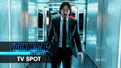 Watch John Wick Chapter 2 john wick chapter 2 2017 movie official tv spot