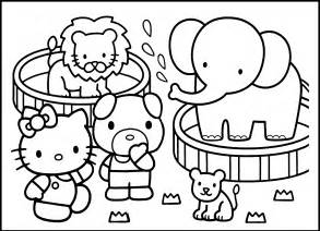 zoo coloring page preschool zoo coloring pages coloring home
