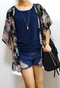 diy 1 hour kimono cardigan peabrain diy