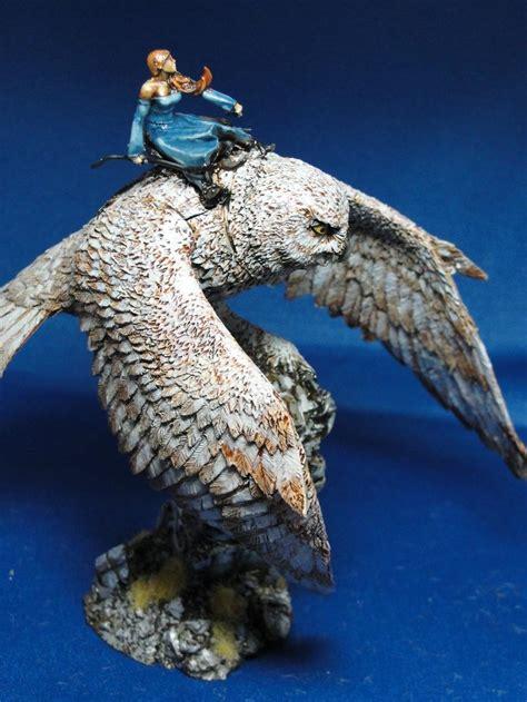 Cincin Aksesoris Fantasi Owl 2 owl warhammer cmon owl gallery dakkadakka