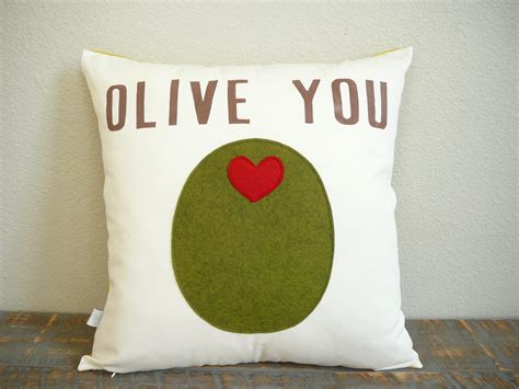 You Pillow by Olive You Pillow Pillow Cover Decorative Pillow
