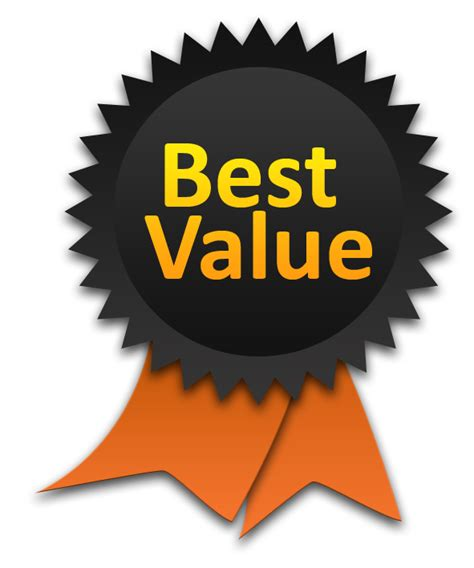 best value how to get the best value for money when