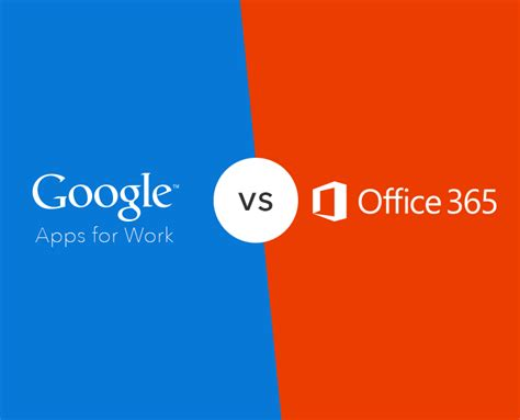 Design Office Space Online google apps vs office 365 infographic claromentis blog