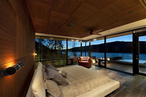 bedroom lake views exceptional hillside home overlooking