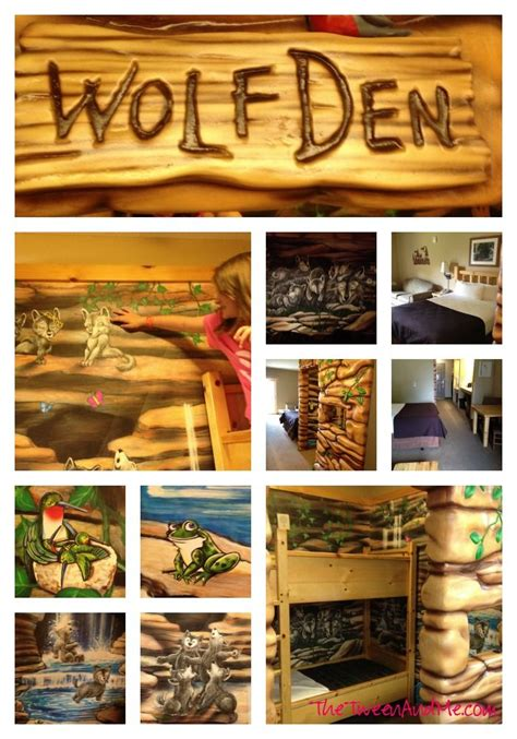 wolf den room great wolf lodge wolf den room at great wolf lodge travel howlin