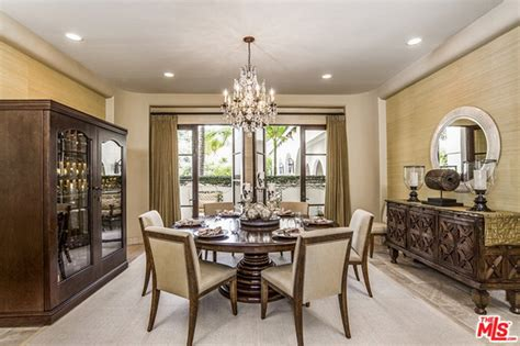 the dining room santa monica melissa rivers drops 11 million on a santa monica mega