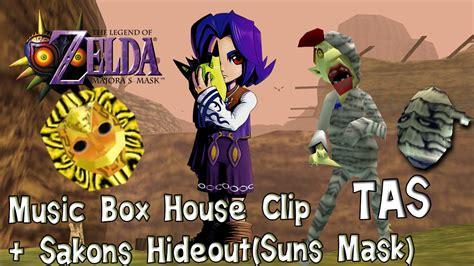 zelda house music zelda majora s mask music box house clip sakon s hideout tas youtube