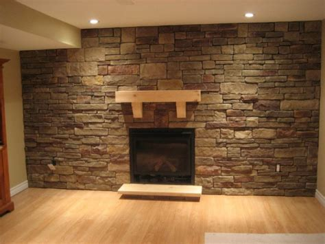 interior rock wall spacious free space decorated with awesome stone wall interior that enhanced with wooden accents