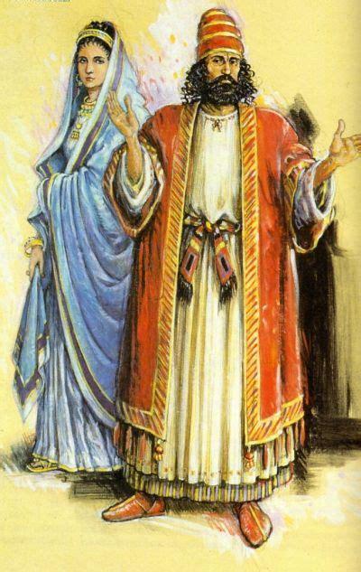 indumentaria persa historia del vestido - Otomano Sinonimo