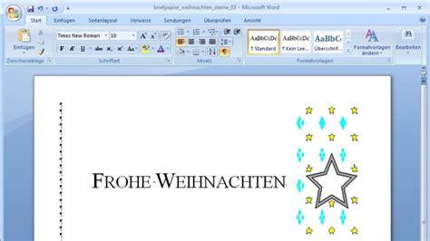 Word Vorlage Briefpapier Gratis 220 Ppiges Weihnachts Kartenpaket Franzis Bilder Screenshots Computer Bild