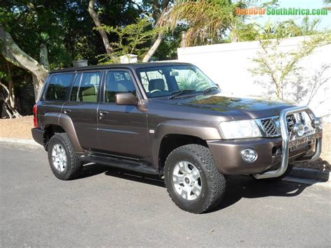 used nissan patrol for sale in south africa 2012 nissan patrol grx used car for sale in johannesburg