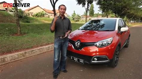 renault captur  review indonesia otodrivercom youtube
