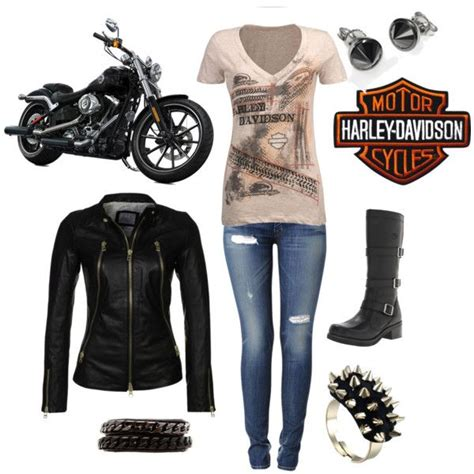 Motorrad Outfit by 1000 Ideas About Motorcycle Outfit On Pinterest Rocker