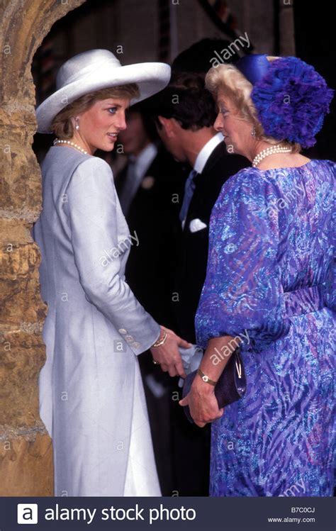 Dress Shand princess diana with frances shand kydd at the