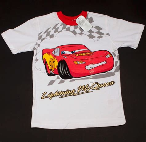 Mc Pyjamas Car disney official cars lightning mcqueen boys pyjamas