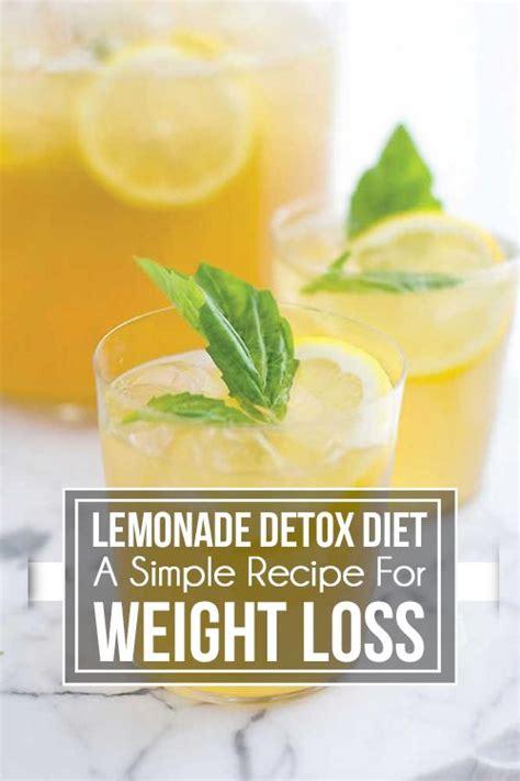 Lemon Detox Diet Weight Loss by Best 10 Lemon Diet Ideas On Drinks To Lose