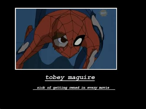Meme Tobey Maguire - pin toby maguire meme tumblr on pinterest