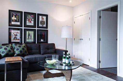 Gray Wall Bedroom - l affiche de film en tant qu accessoire d 233 co tendance design feria
