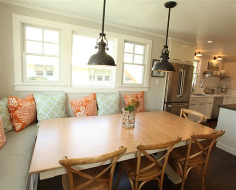 breakfast nook plans interior photos of kitchens and breakfast nooks full
