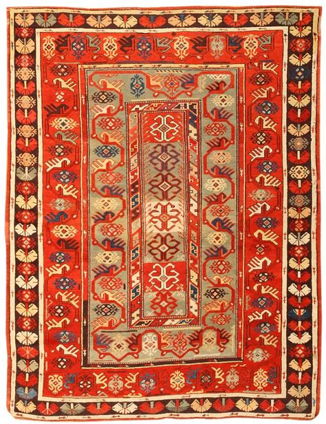 Antique Turkish Rugs by Antique Milas Turkish Rug 8297 Nazmiyal Collection