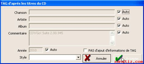 format cd vers mp3 ripper un cd de musique au format mp3