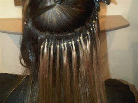 micro bead hair extensions how do they last extensions micro ring alexie s hair extentions