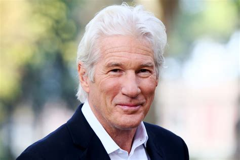 richard gere richard gere at abc news archive at abcnews