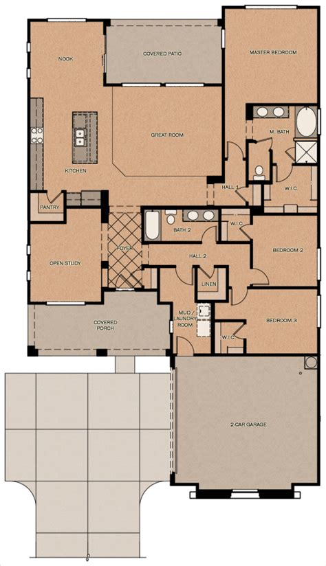 fulton homes floor plans tamarisk oasis at freeman farms by fulton homes floor plans decor pinterest queen creek