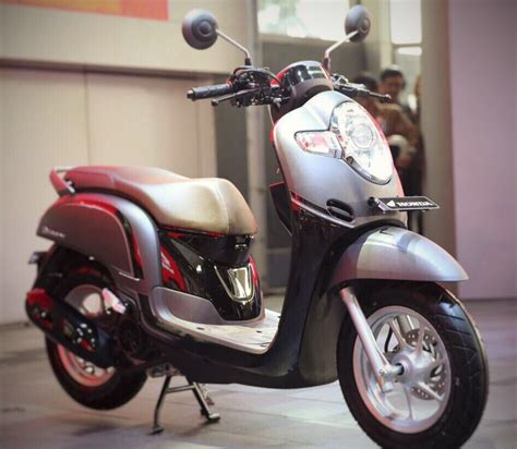 Honda Scoopy New 2017 specs all new scoopy 2017 mesin sama tapi upgrade fitur
