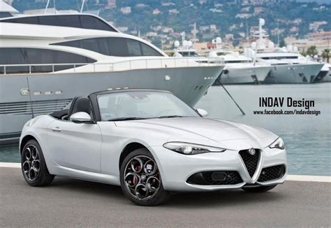 alfa romeo spider 2017 alfa romeo spider 2017 as 237 ser 237 a un descapotable basado