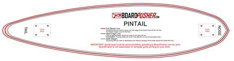 longboard truck template longboard templates playbestonlinegames