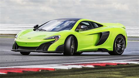 Which Mclaren Supercar Is Which Top Gear
