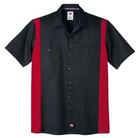 Two Tone Sleeve Shirt dickies sleeve two tone work shirt