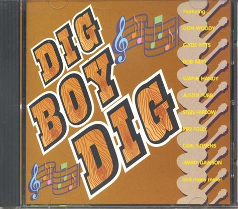 Dig Dig various cd dig boy dig cd family records