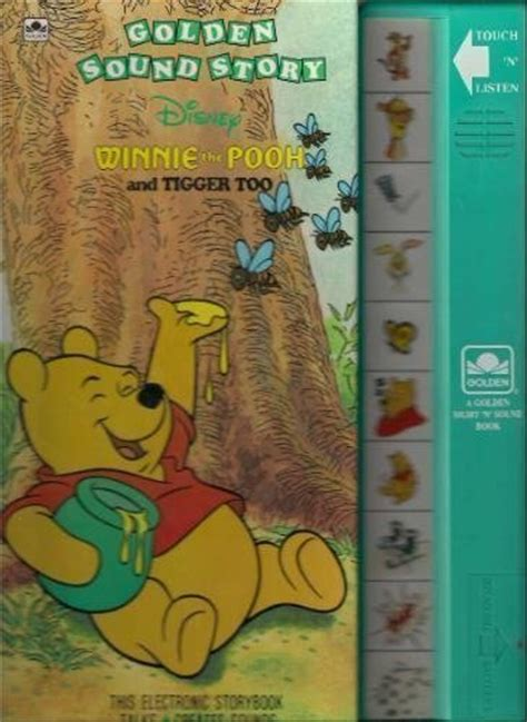 golden sound story disney snow image winnie the pooh and tigger golden sound story