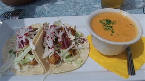 fish tacos picture of whiskey the view picture of chuckanut manor restaurant bow