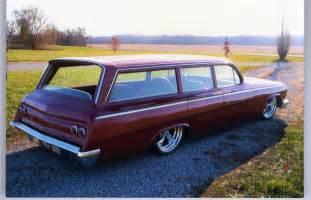 1962 Chevrolet Station Wagon 1962 Chevrolet Bel Air Custom Station Wagon 49782